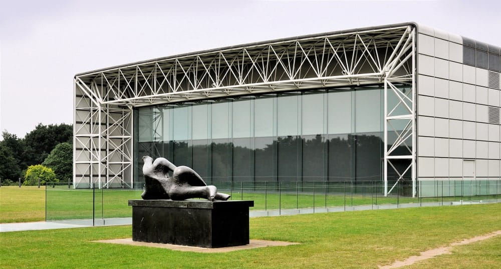 The Sainsbury Centre for Visual Arts