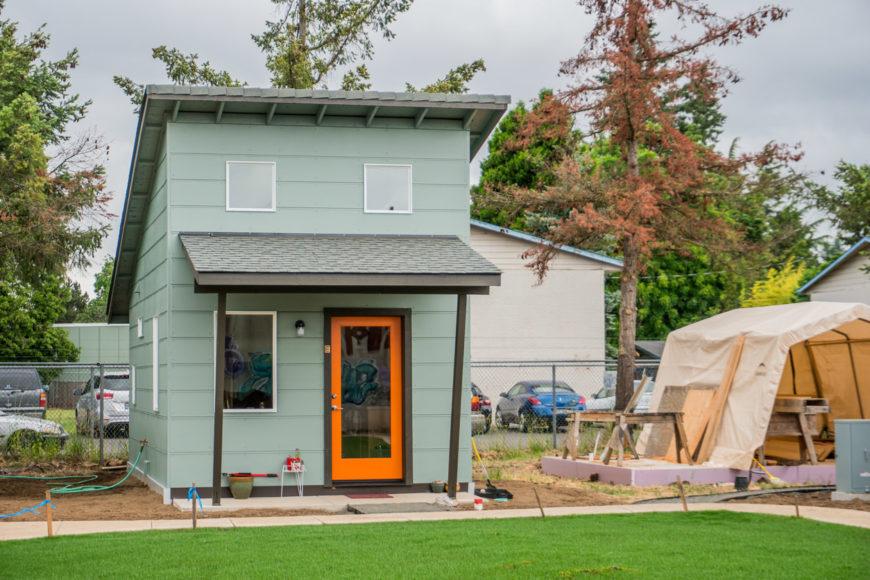 Tiny House Transitional Village