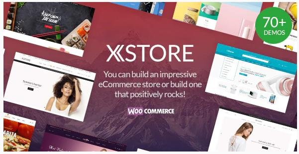 Xstore – WooCommerce WordPress Theme