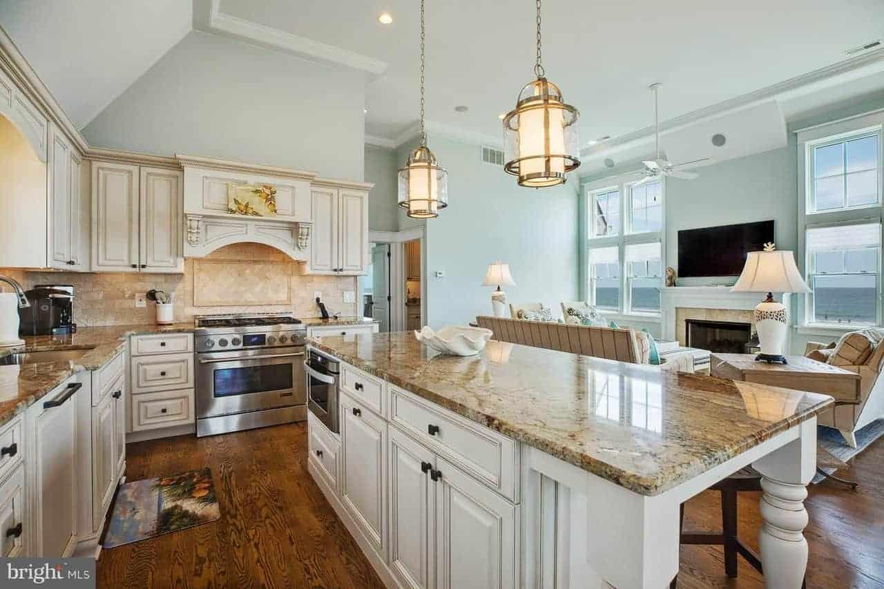 Picture of: 101 Beach Style Kitchen Ideas Photos