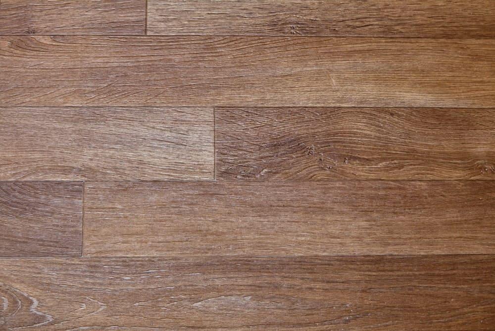 Faux wood tiling concept