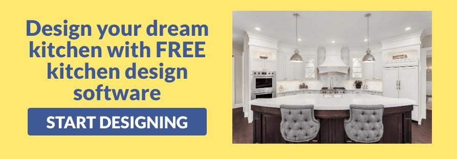 Obtenez un logiciel de conception de cuisine gratuit