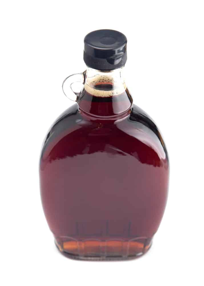 Maple syrup grade C