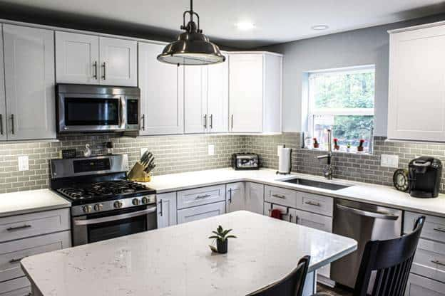 Ultimate Guide To Shaker Kitchen Cabinets