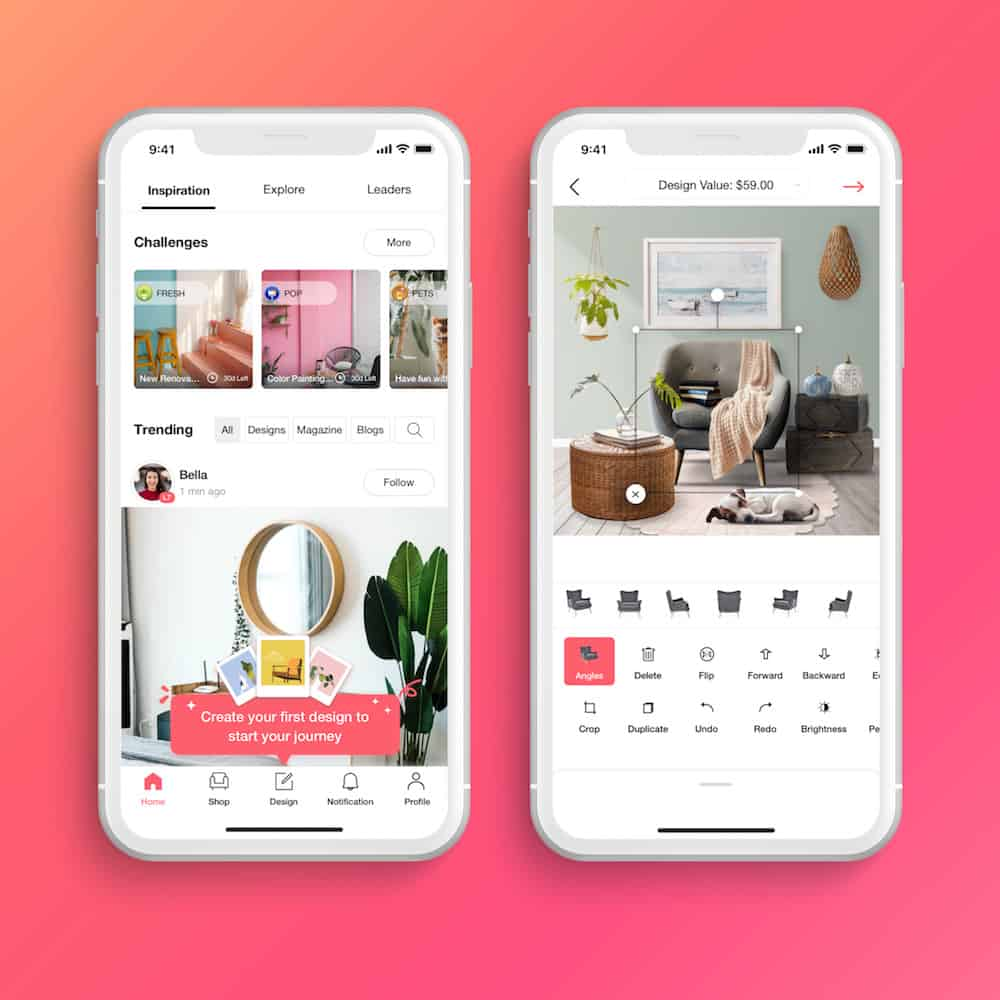 10 Best Interior Design Apps In Ios And Google Play Stores