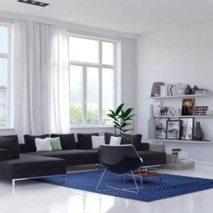 living room sectional sofa no coffee table