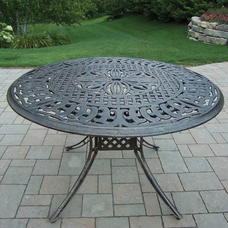 Mexican Metal Dining Table