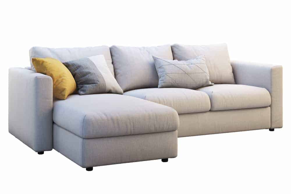Example of a sofa lounger