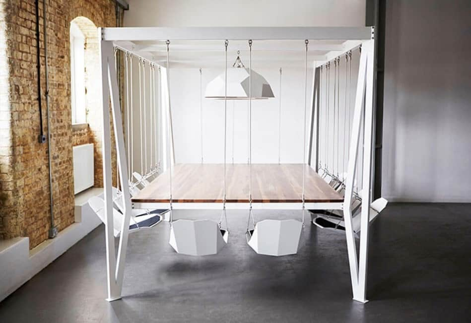Duffy London Swing Table