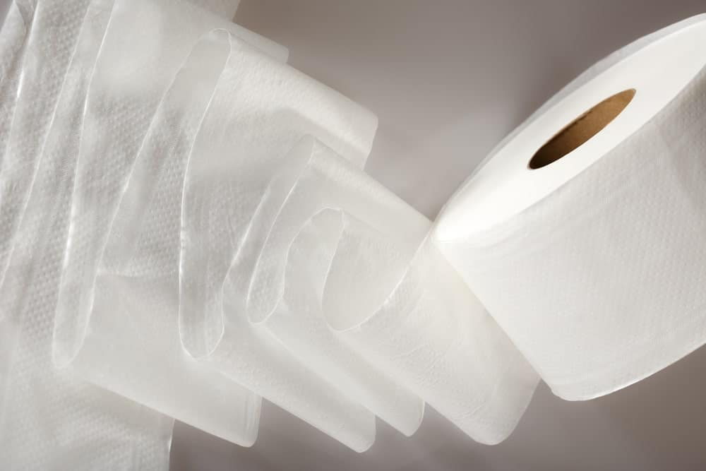 1-Ply Toilet Paper