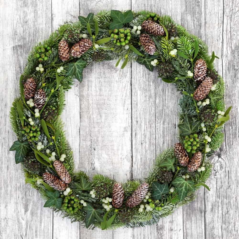 A lovely Winter Wreath