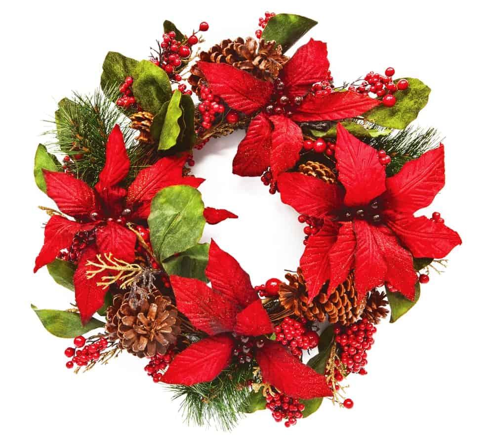 A Gorgeous Christmas Wreath