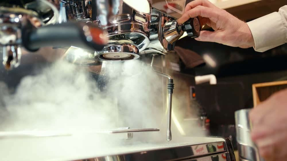 Steam Pressure Espresso Machines