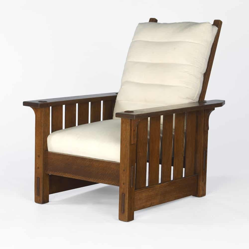 Arts and Crafts Movement's Morris chair