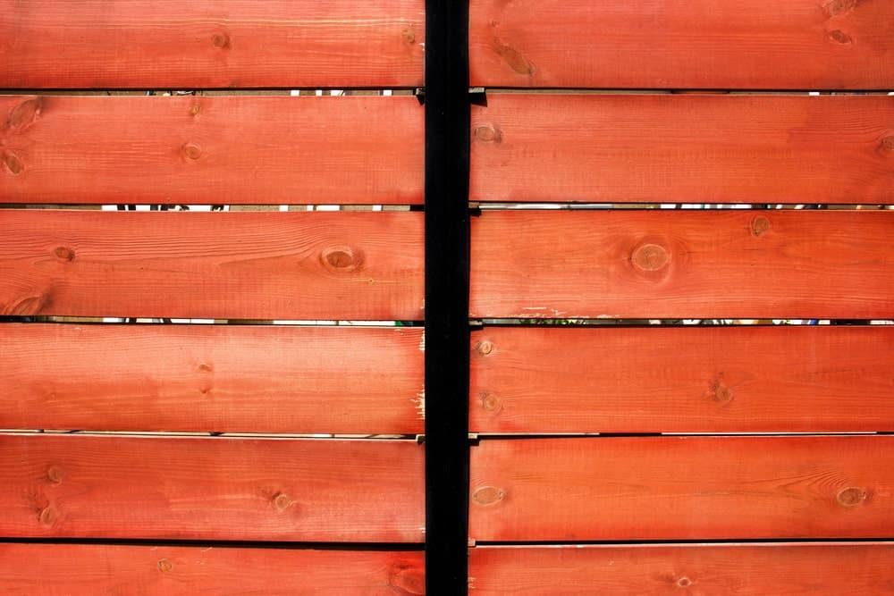 Redwood Fence Texture