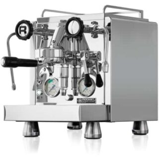 dual boiler espresso machine rocket r58