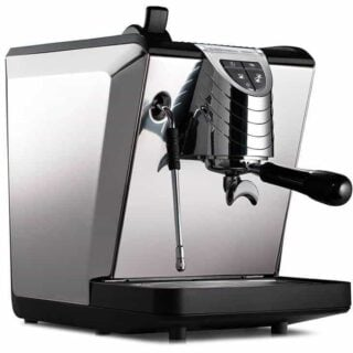 espresso machine with heat exchanger oscar ii