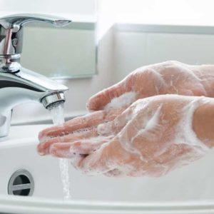 Foamy soap