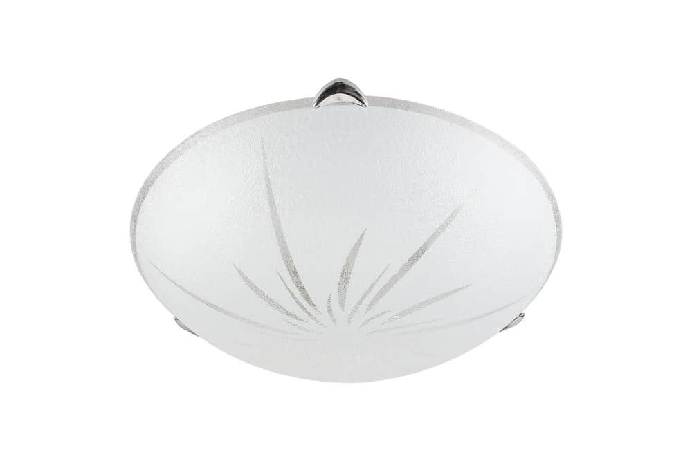 Photo of a flush-mount ceiling light