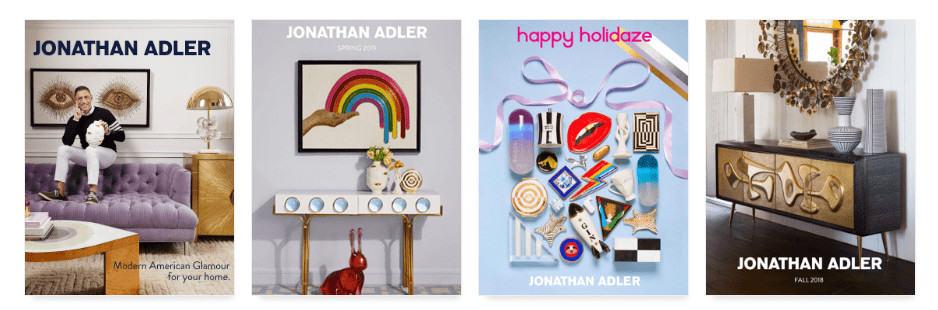 Jonathan Adler Furniture Catalog