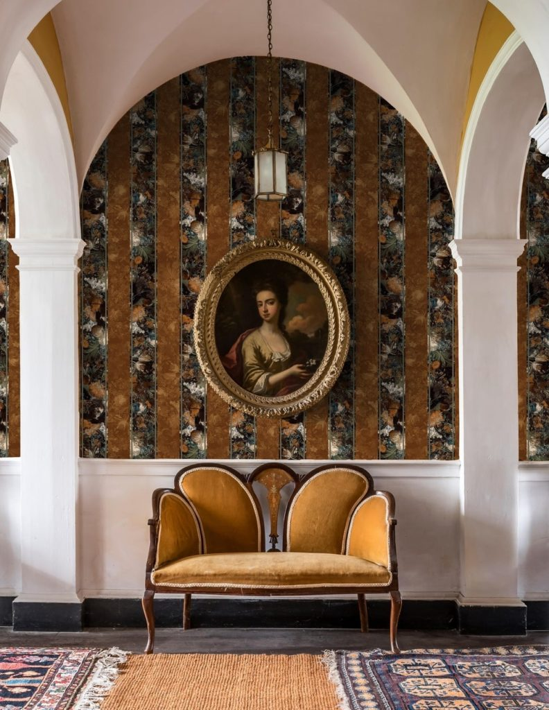 FEATHR and artist Magnus Gjoen Collaborate on New Wallpaper Collection