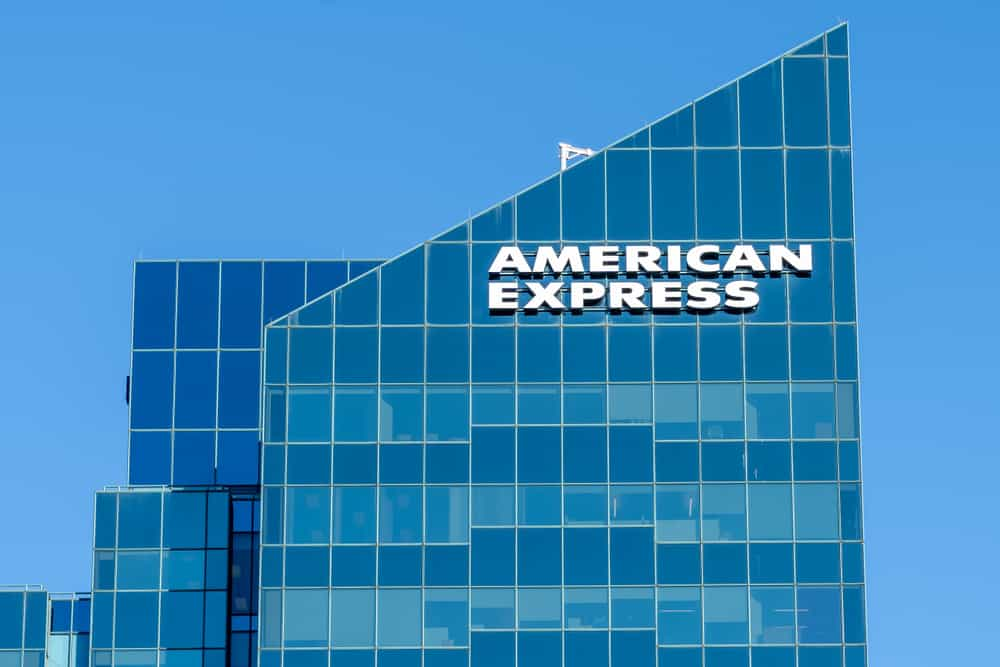 American Express building