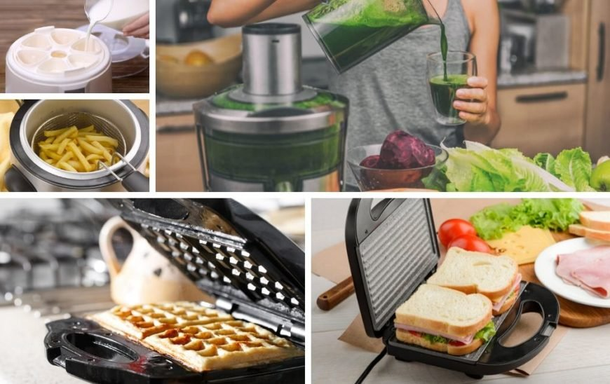 Overrated small kitchen appliances