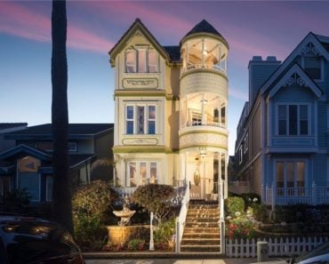 Victorian Home in Huntington Beach, CA