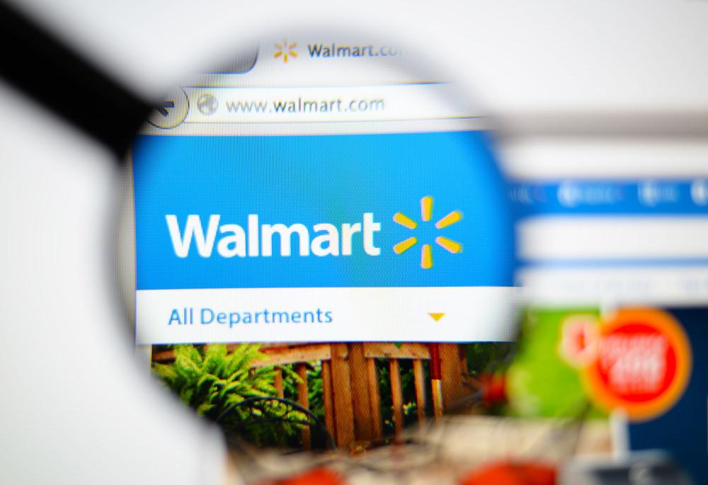 Walmart online store