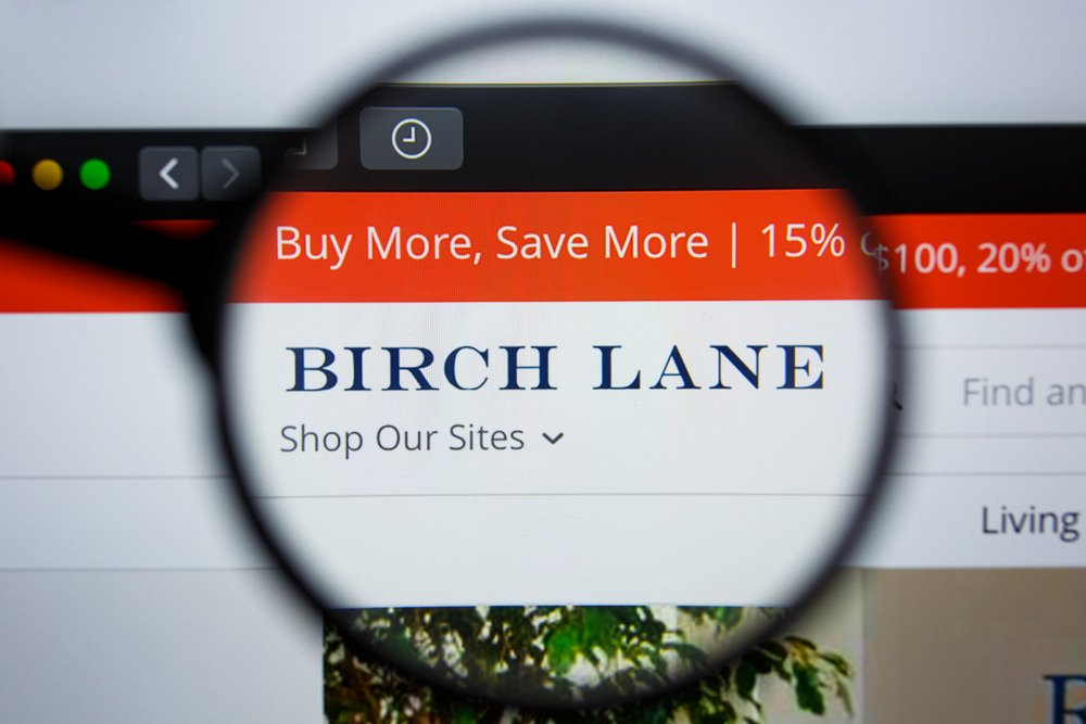 Birch Lane Website