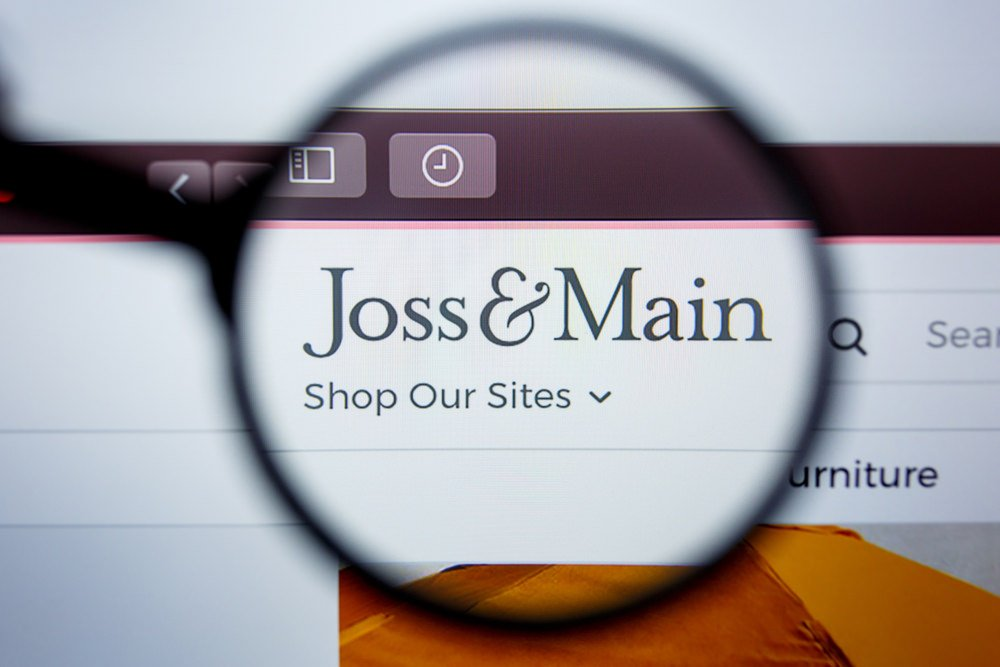 Joss & Main Website