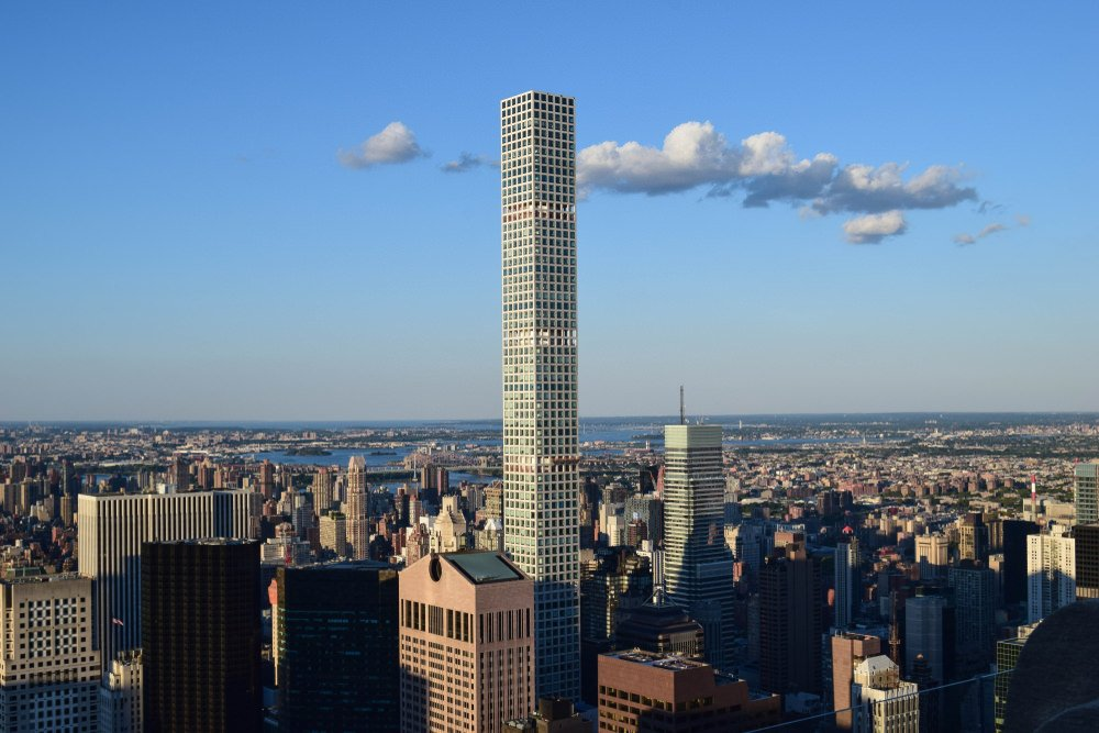 432 Park Avenue Condo tower in NYC
