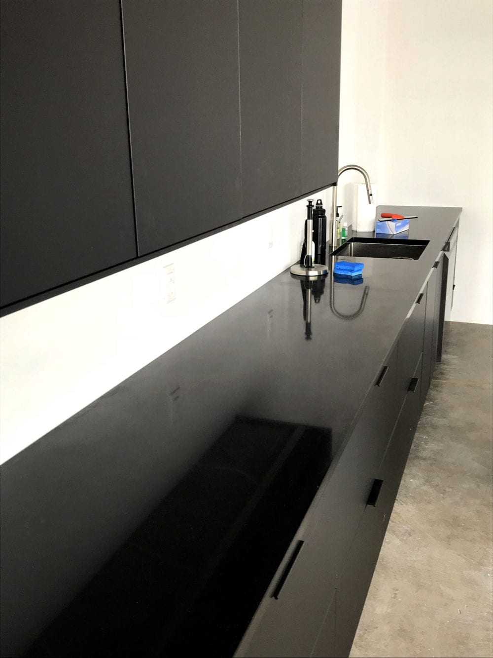 QuartzStone kitchen countertop