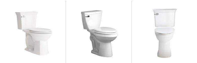 Ferguson toilets