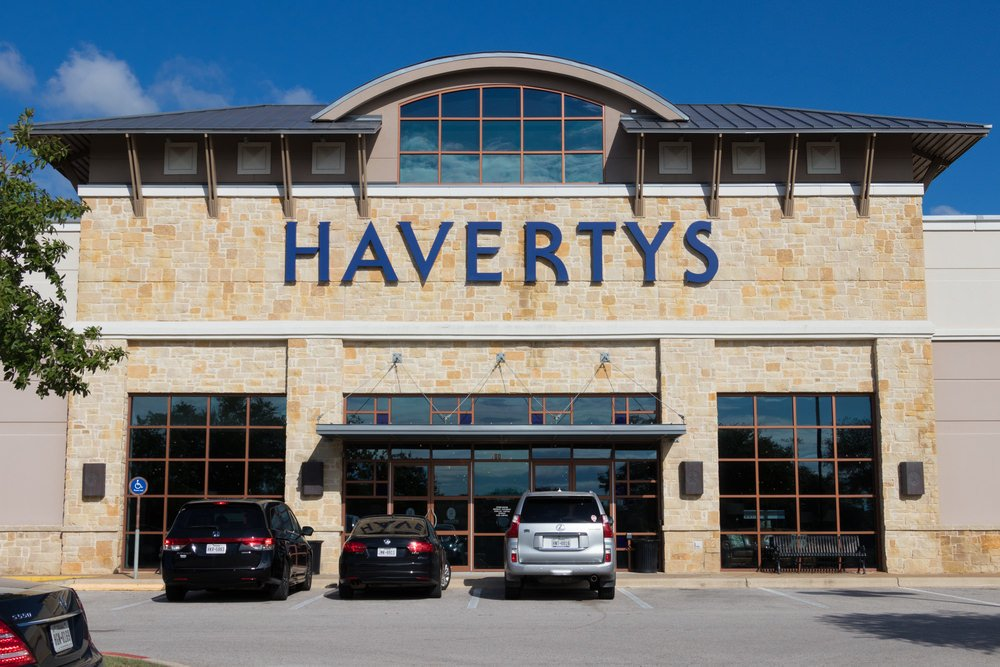 Haverty's store