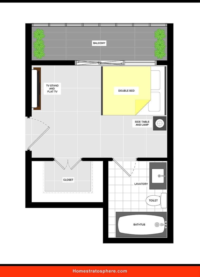 Kids' Bedroom: Lucky Child Suite
