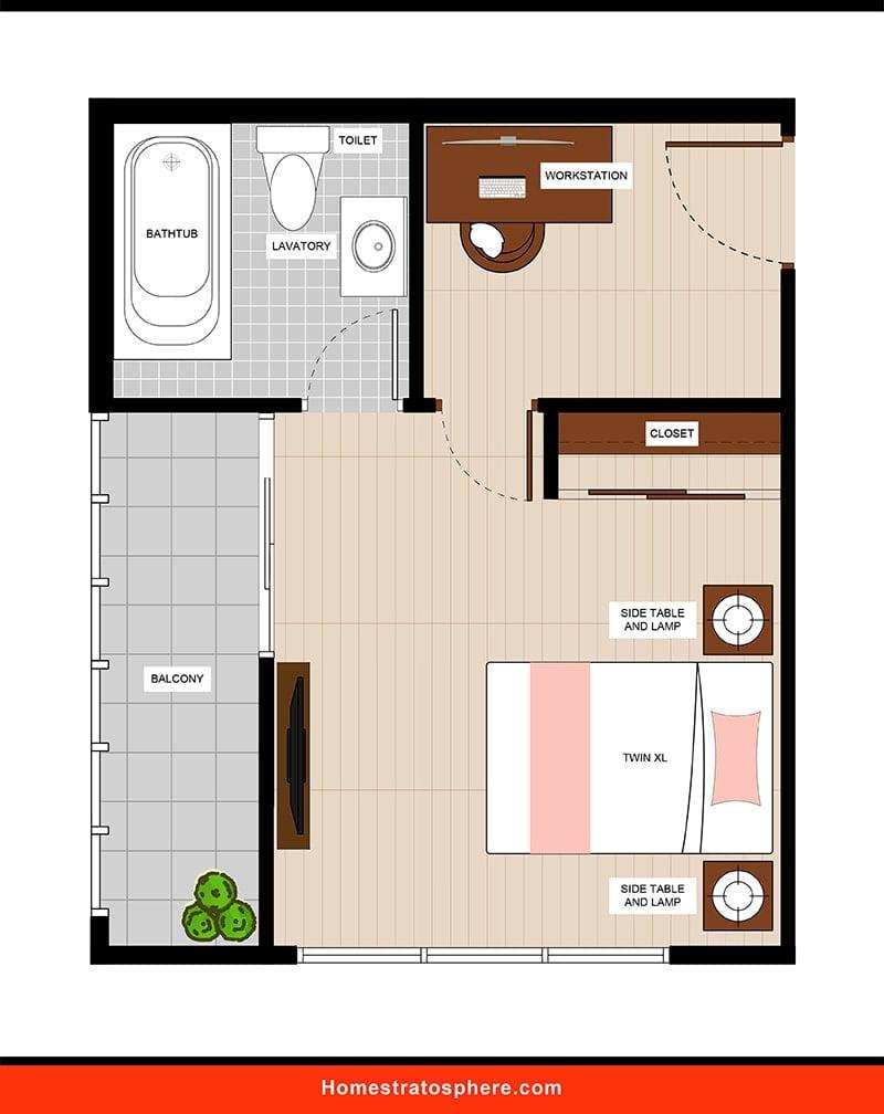 Kids' Bedroom: Quiet Nooks