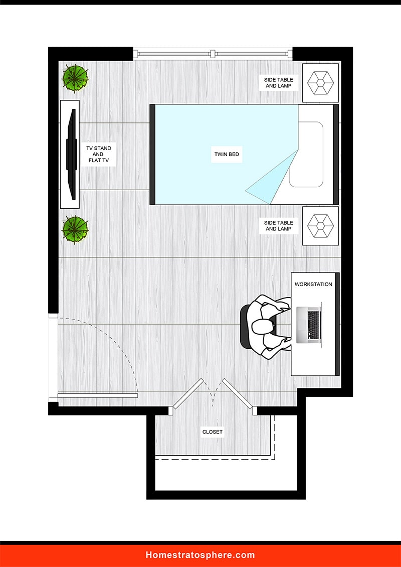Kids' Bedroom: My Space