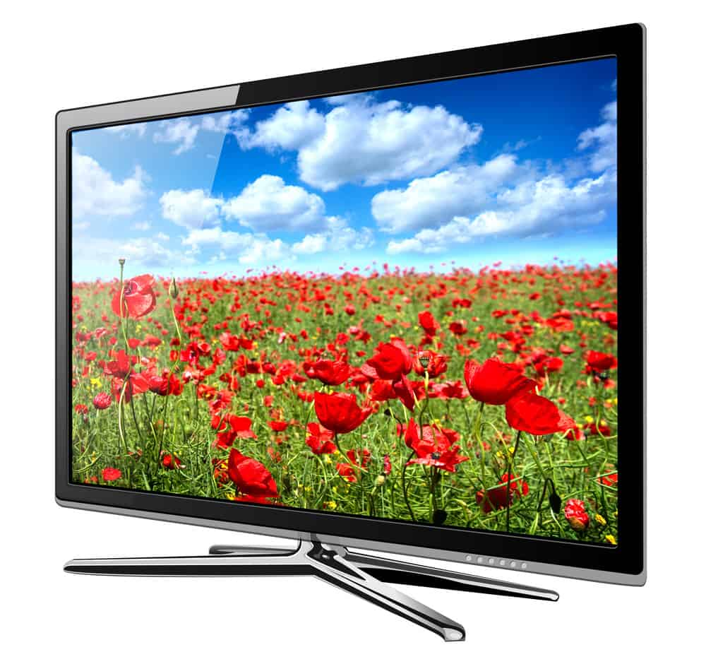 Liquid Crystal Display (LCD) television