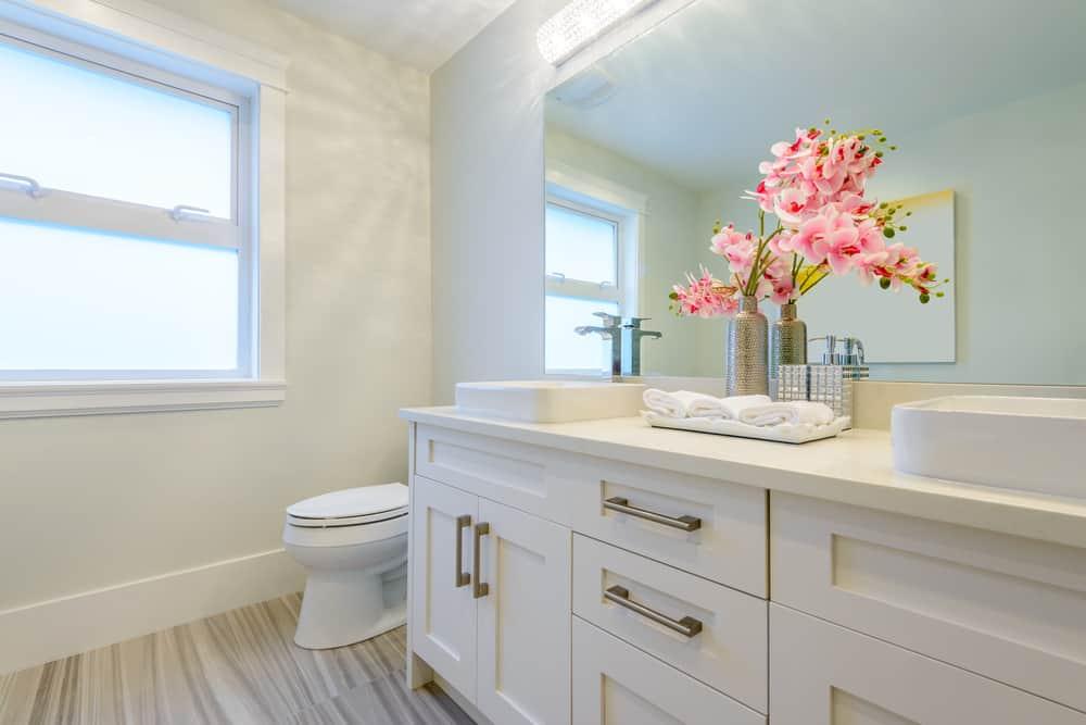 Nice bathroom design