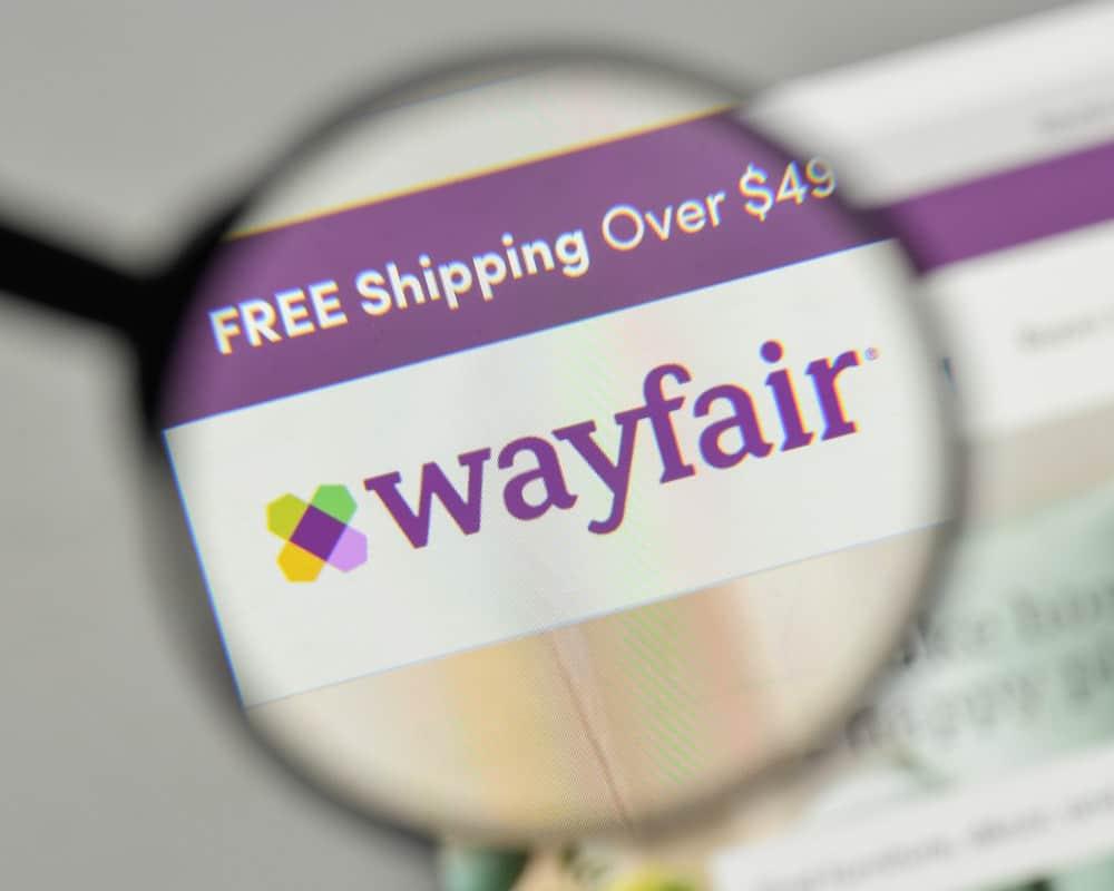 Wayfair online store
