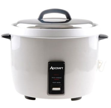 Adcraft Rice Cooker 30 Cup