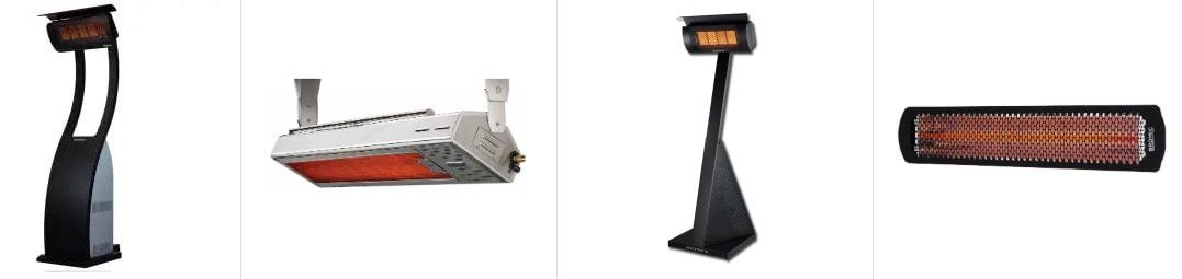 BBQ Guys patio heaters