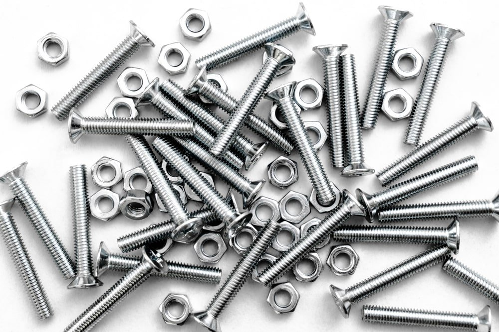 28 Different Types Of Bolts Buying Guide