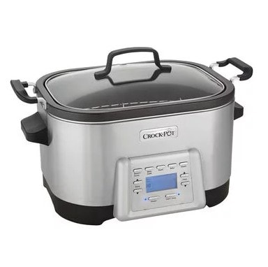 Crock-Pot 6.0-Quart 5-in-1 Multi-Cooker