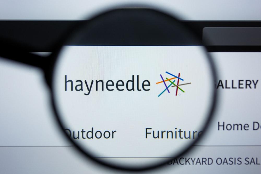Hayneedle website