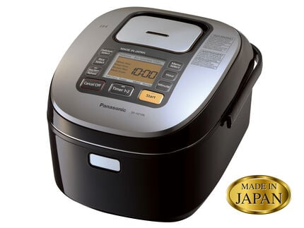 Panasonic 5 Cup (uncooked) Induction Rice Cooker - SR-HZ106