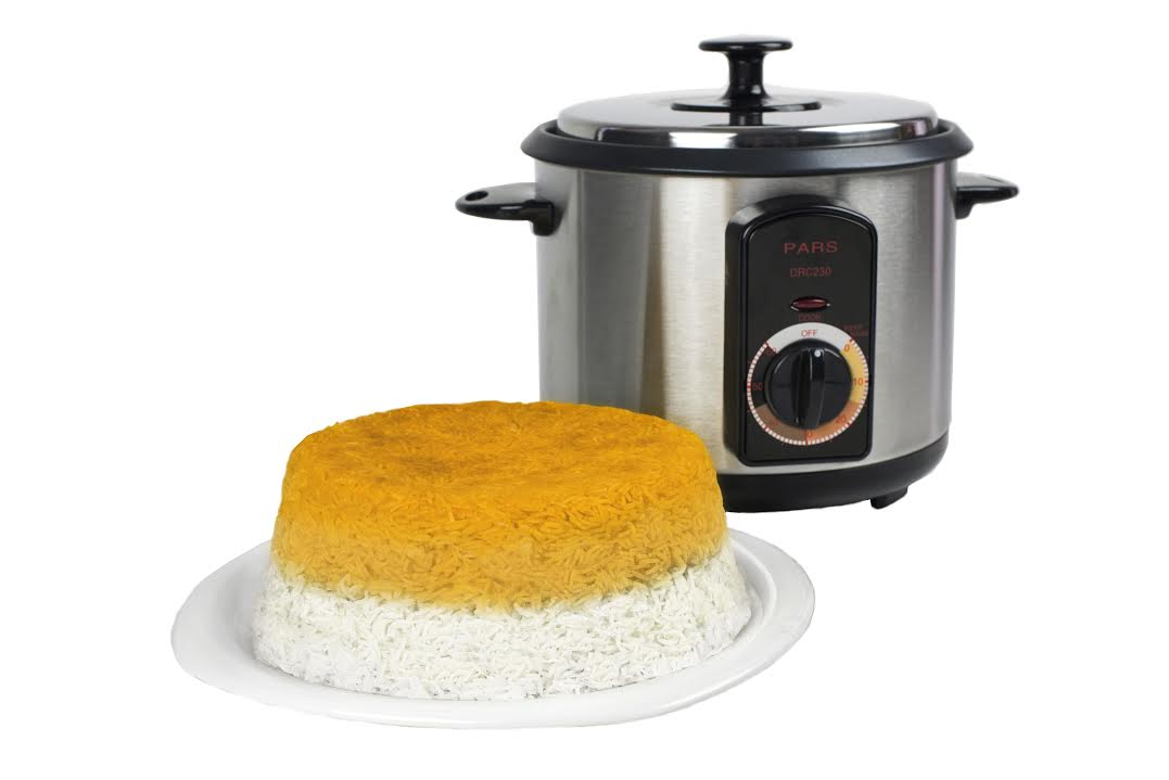 Pars 7 Cup Pars Persian Rice Cooker