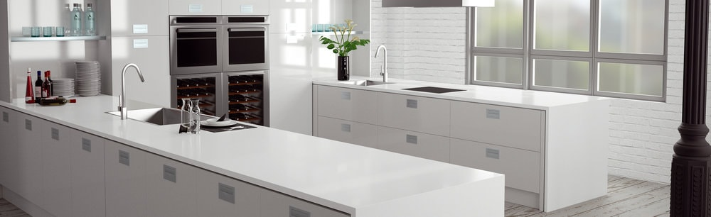 Compac kitchen countertops