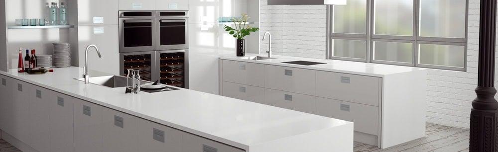 Compac kitchen countertops